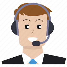 call center, communication, contact, headphones, question, support, user icon