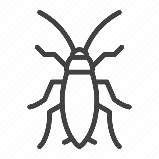 cockroach, control, insect, pest, roach icon