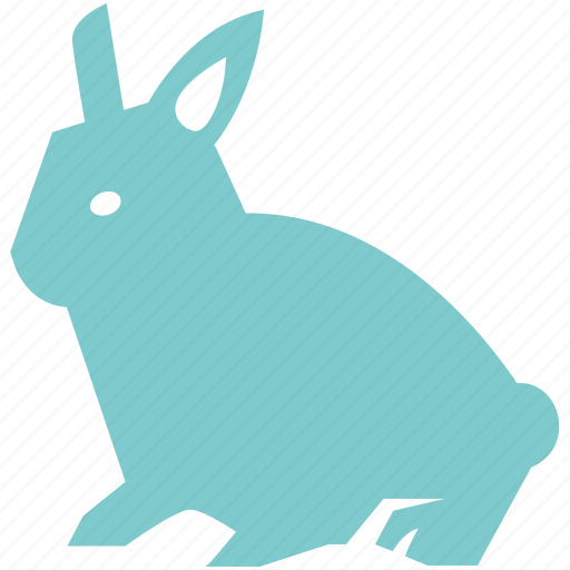animal, bunny, cute, food, pet, rabbit icon