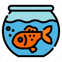 aquarium, blow, fish, pet, petshop icon