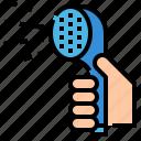 baths, grooming, haircuts, pet, petshop icon