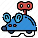 mouse, pet, petshop, play, toy icon