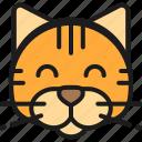 animal, canine, cat, color, domestic, vet, veterinary icon