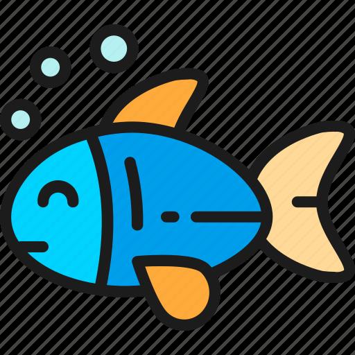 animal, aquarium, fish, nature, ocean, sea, water icon