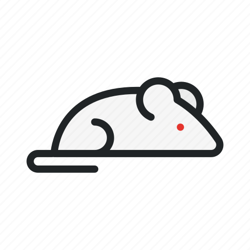 animal, house, mouse, pet, rat icon