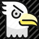 eagle, wild, bird