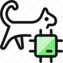 pet, tracking, cat, chip