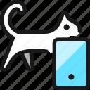 pet, tracking, cat, smartphone