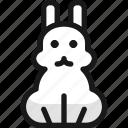 rabbit, body