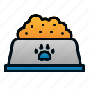 animal, cat, dog, food, pet, veterinary icon