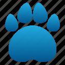 animal, cat, dog, paw, pet, print, veterinary