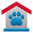 animal, dog, house, pet, veterinary