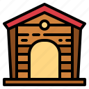 animal, dog, home, house, pet icon