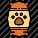 food, pet, snack, treat icon