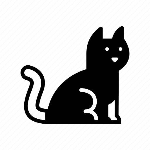 animal, care, cat, friendship, kitten, pet, petting icon