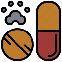 drugs, healthcare, medicine, pharmacy, pills, tablet icon