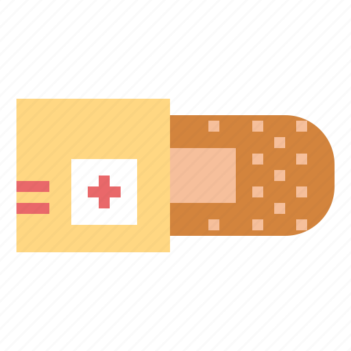 Aid, bandage, care, first, healing, health icon - Download on Iconfinder