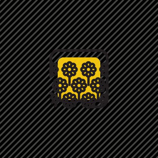 filipino, flower, garden, philippines, plant, sunflower icon