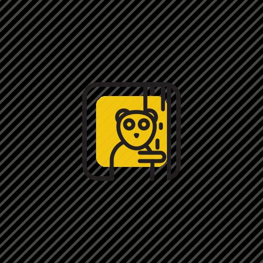 animal, animals, filipino, nature, philippines, tarsier icon