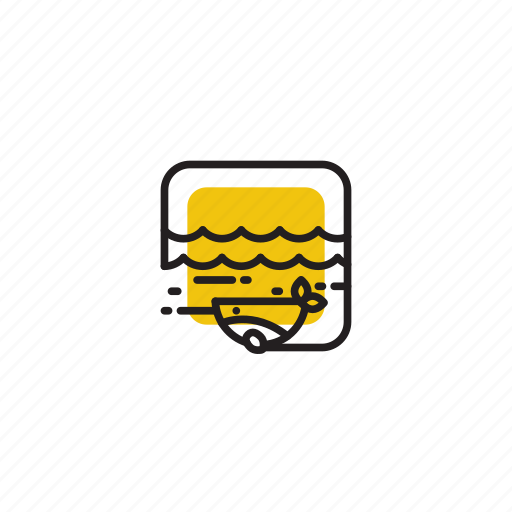 animal, filipino, ocean, philippines, sea, water, whale icon