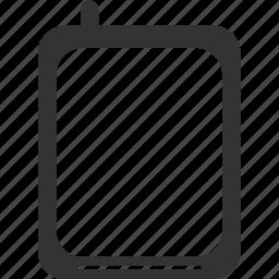 communication, device, electronics, mobile, phone icon
