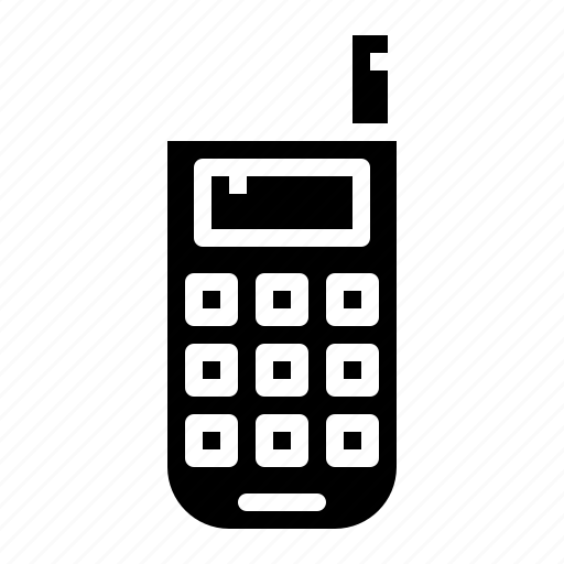 call, mobile, old, phone, telephone icon