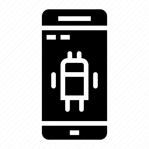 Android, mobile, phone, telephone icon - Download on Iconfinder