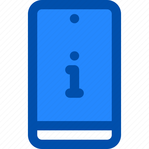 about, help, information, phone, smartphone icon