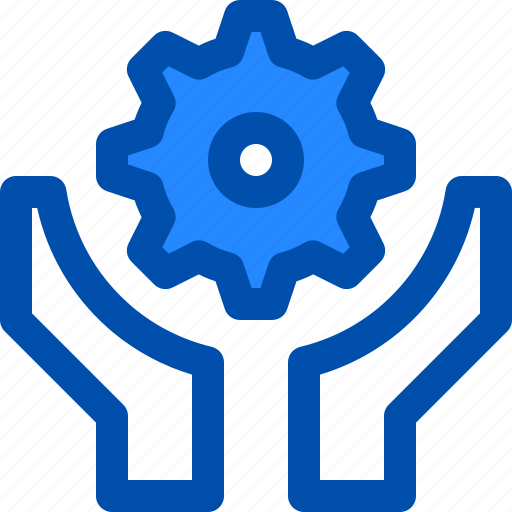 feature, gear, help, maintenance, settings icon