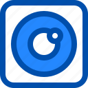 camera, recorder, smartphone, video icon