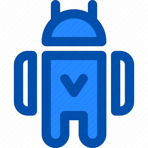 android, operation, robot, smartphone, system icon