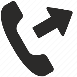 call, function, outcome, phone, telephone icon