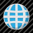 cartoon, communication, internet, net, network, satellite, world icon