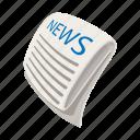 article, business, cartoon, media, new, paper, publication