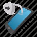 cartoon, lock, mobile, phone, security, smart, touchscreen