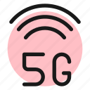 cellular, network, wifi