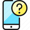 phone, action, question