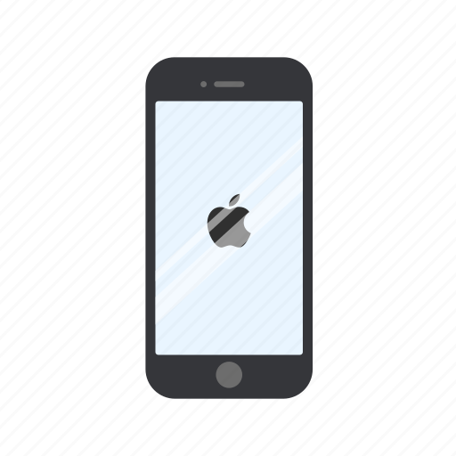 apple, message, mobile, phone icon