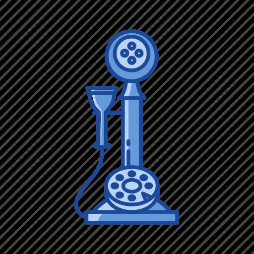 call, classic telephone, rotary phone, telephone icon