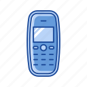 call, keypad phone, nokia, phone icon