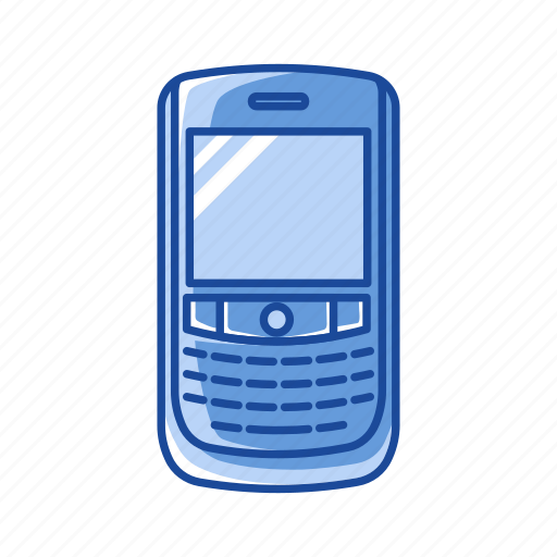 android, blackberry, phone, text icon