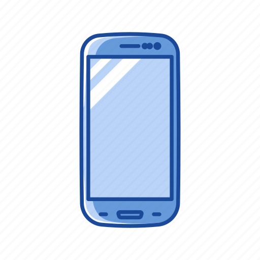 cell phone, phone, smartphone, text icon