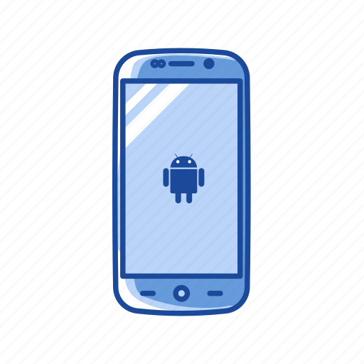 android, droid, phone, smartphone icon
