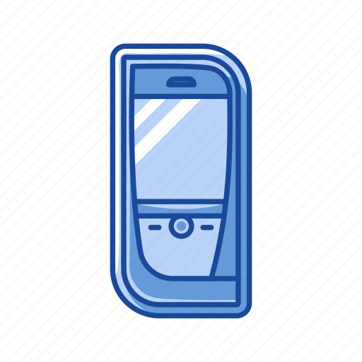call, cell phone, message, nokia, phone icon