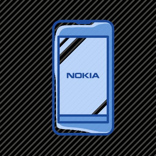 cell phone, nokia, phone, smartphone icon