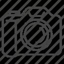 camera, digital, dslr, image, photo icon