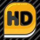 detail, hd, interface, photo, ui, user, video icon