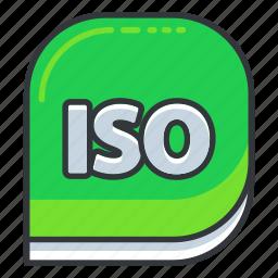 camera, interface, iso, photo, ui, user, video icon