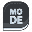 interface, mode, photo, ui, user, video icon