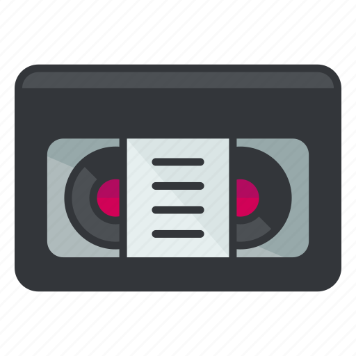 interface, movie, record, tape, ui, user, video icon